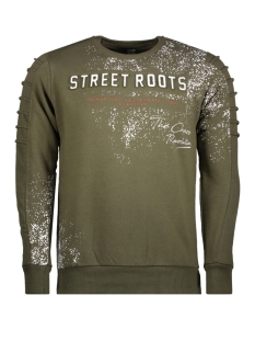 Gabbiano Sweater 76116 ARMY