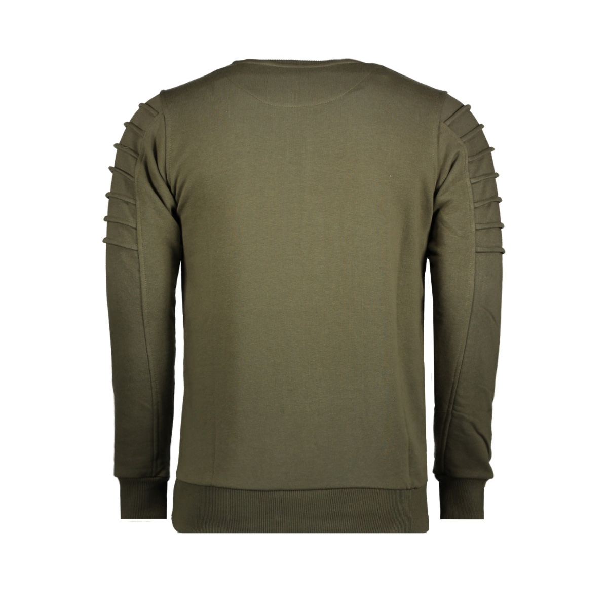 76116 gabbiano sweater army