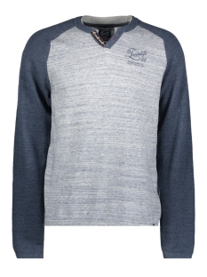 Twinlife Sweater MPO751326 8050 Eggshell Melange