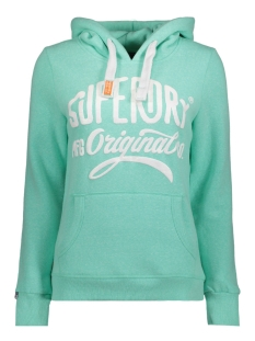Superdry Sweater G20004SQDS MFG ENTRY RK9 SNOWY