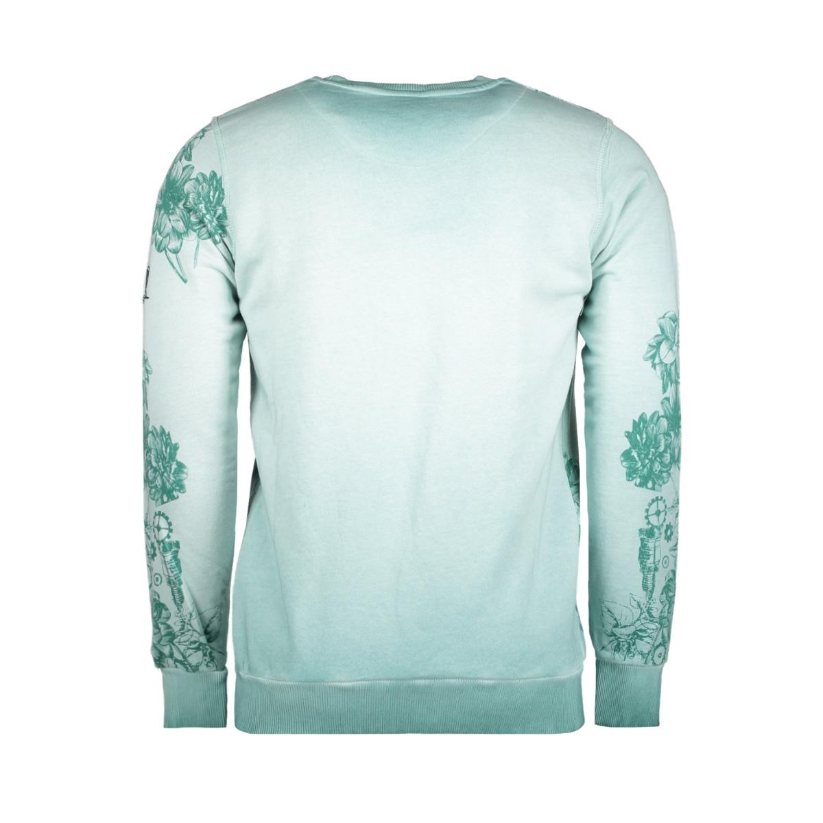 76129 gabbiano sweater green