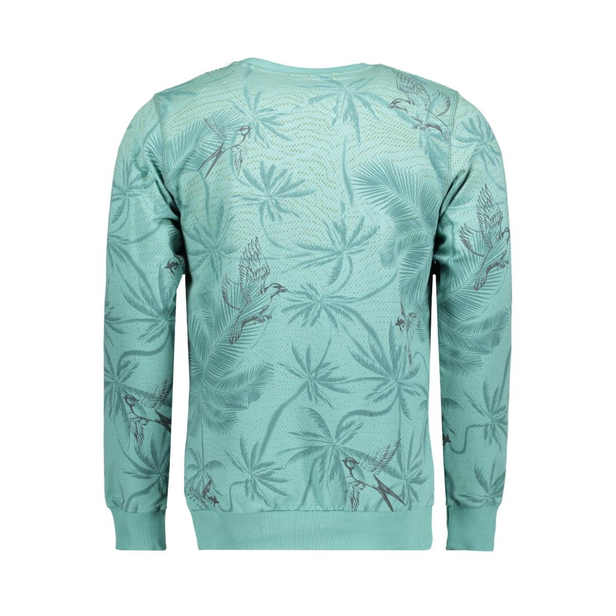 76117 gabbiano sweater mint