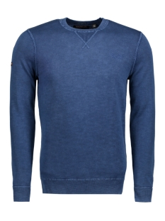 Superdry Trui M61009AQDS PD8 (Washed Legion Blue)