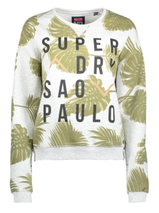 Superdry Sweater G20008FO CE2 (Shadow Leaf)
