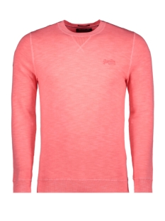 Superdry Trui M61009AQF1 PE2 (Washed Neon Pink)