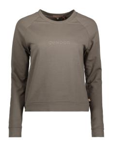 Zusss Sweater 03ST18 LEEMGROEN