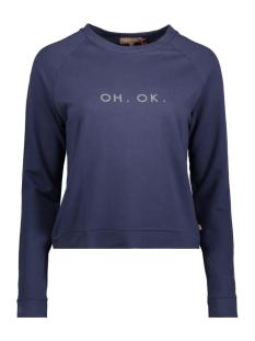 Zusss Sweater 03ST18 NACHTBLAUW