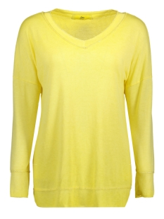 Luba T-shirt ANIEK PULLOVER YELLOW
