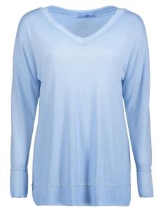 Luba T-shirt ANIEK PULLOVER BABY BLUE