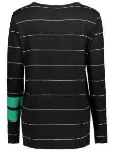 207828103 10 days t-shirt black/bone