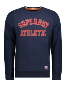 Superdry Sweater M20034TR ACADEMY JVJ Academy Navy