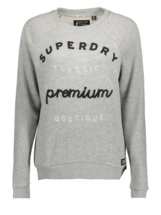 Superdry Sweater G20016PP QQ0 GREY