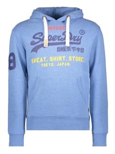 Superdry Sweater M20032PQ STORE NL9 Horizon Blue Marl