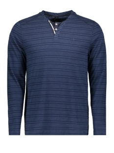 Twinlife T-shirt 85181MLS 6550 REAL INDIGO