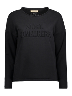 Smith & Soul sweater 0918-0929 009/SCHWARZ