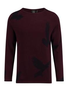Kultivate sweater 1801040804 412 Peppercorn