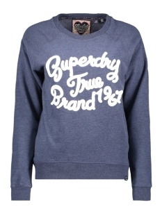 Superdry sweater G20997YR Indigo Navy Marl AGY