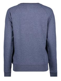 g20997yr superdry sweater indigo navy marl agy