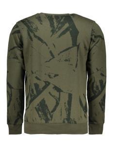 76128 gabbiano sweater army