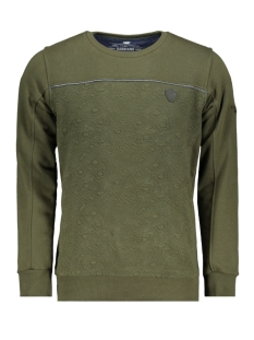 76110 gabbiano sweater army