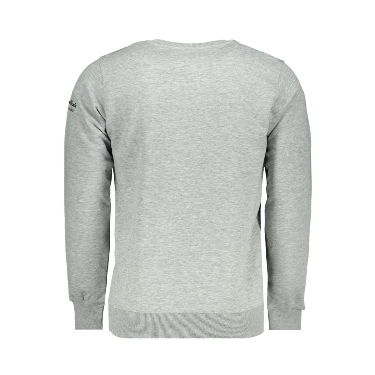 76118 gabbiano sweater grey