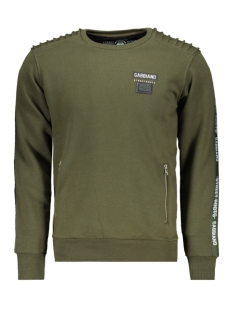Gabbiano sweater 76112 ARMY
