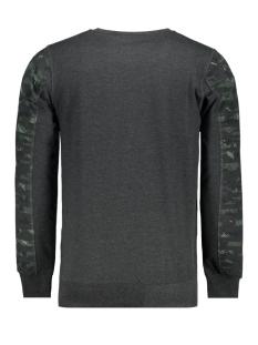 76138 gabbiano sweater anthracite
