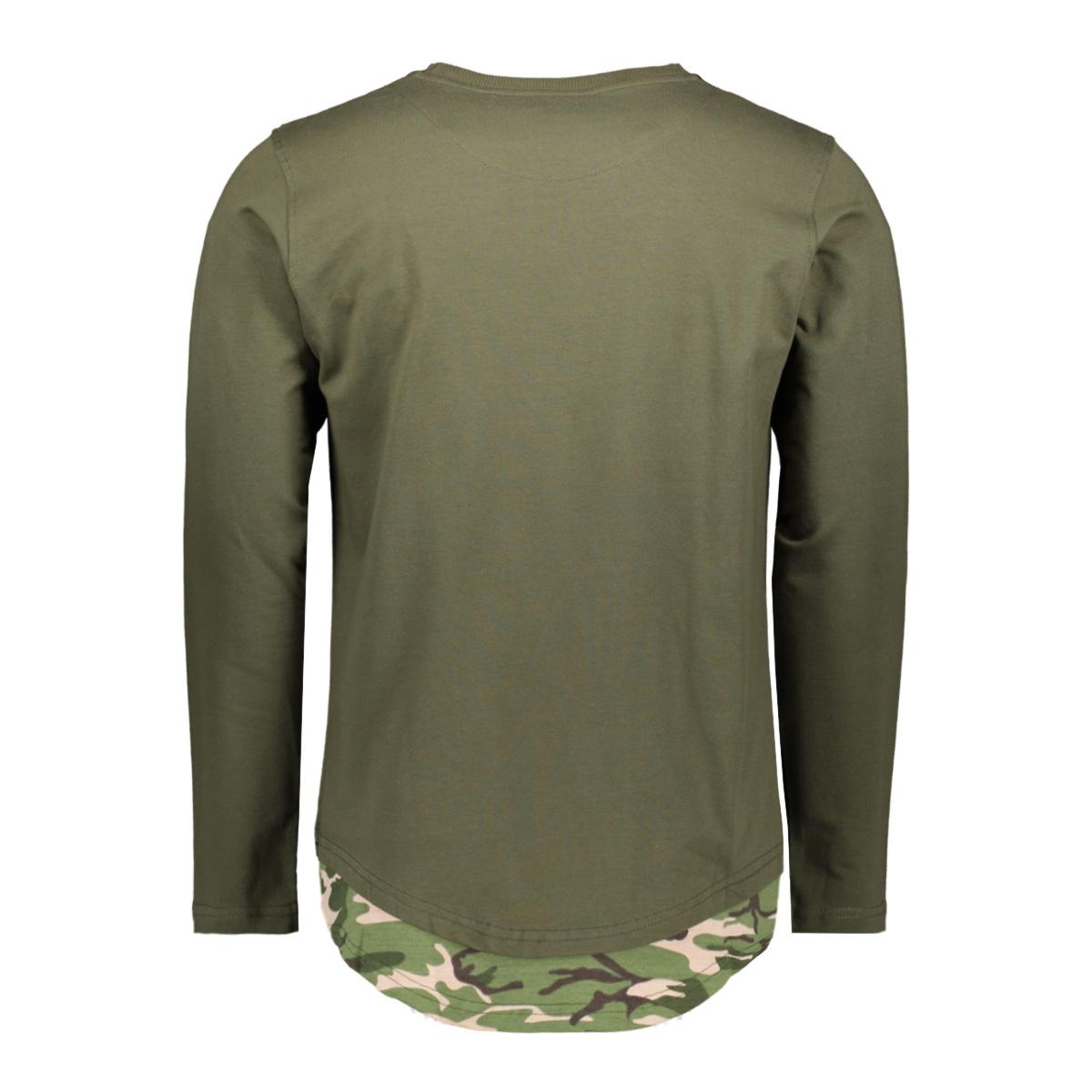 76106 gabbiano sweater army