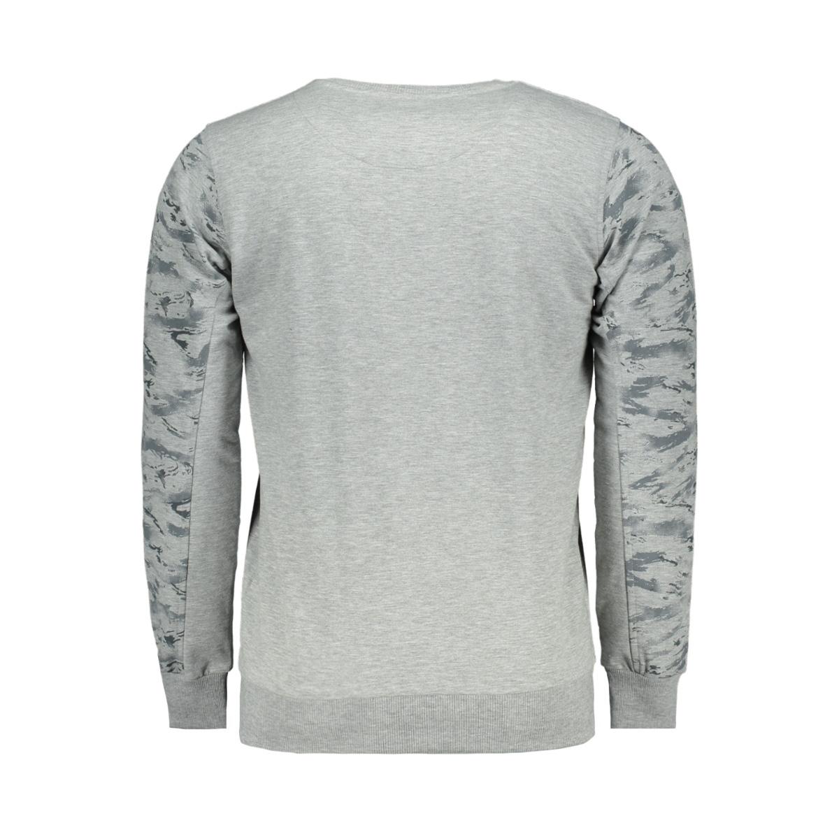 76121 gabbiano sweater grey