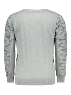 76121 gabbiano sweater grey