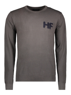 Haze & Finn sweater MC10-0203 ESPRESSO