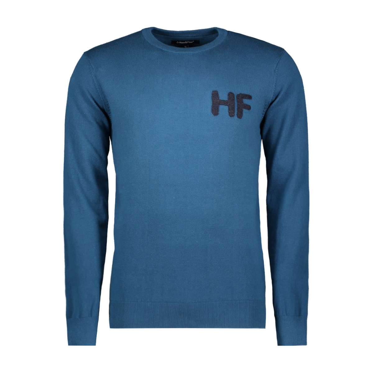 mc10-0203 haze & finn sweater deep dive green