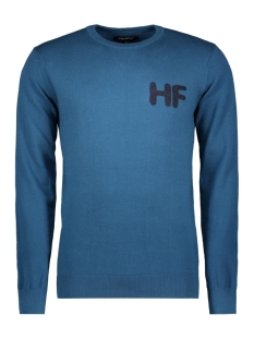 Haze & Finn sweater MC10-0203 DEEP DIVE GREEN