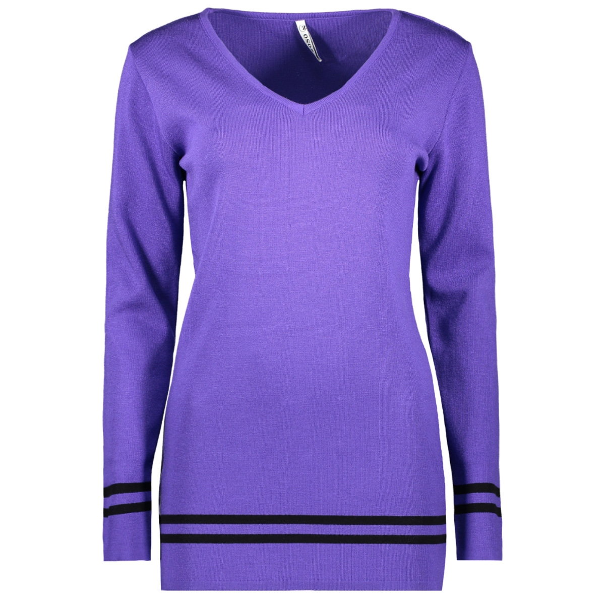 melody trui zoso trui purple/black