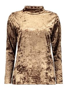 Luba T-shirt LISA 4226 TURTLENECK BRONS