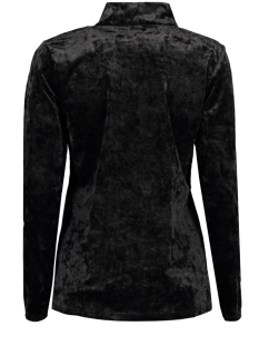 lisa 4226 turtleneck luba t-shirt black
