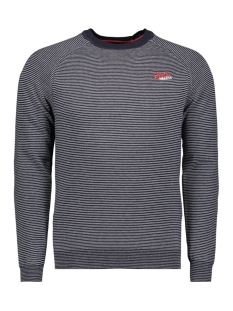 Superdry Trui M61101PT COTTON CREW MARINER FEEDER