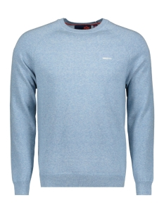 Superdry Trui M61101GT COTTON CREW PARCHED BLUE GRIT