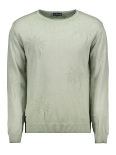 tricot 61042 gabbiano trui green