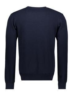 knit v me 0200 haze & finn trui dark navy