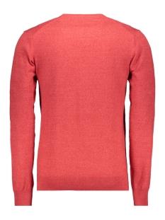 knit v mc11 0200 haze & finn trui rococco red