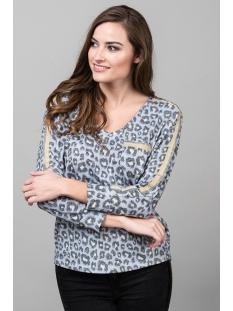 savanna v-neck wls00164 key largo t-shirt 1216 light blue