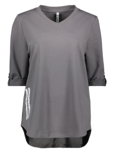 Zoso sweater SOLEIL SWEATER CHIFFON 192 GREY