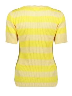 knit pullover 1/2 sleeve t2556 saint tropez t-shirt 2120 yellow