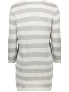 kathleen 3 4 sleeve sweater 192 zoso trui white/silver