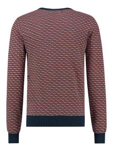 knit graphic mc12 0203 haze & finn trui multicolor