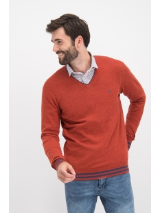 knit v mc12 0220 haze & finn trui rosewood dress blues