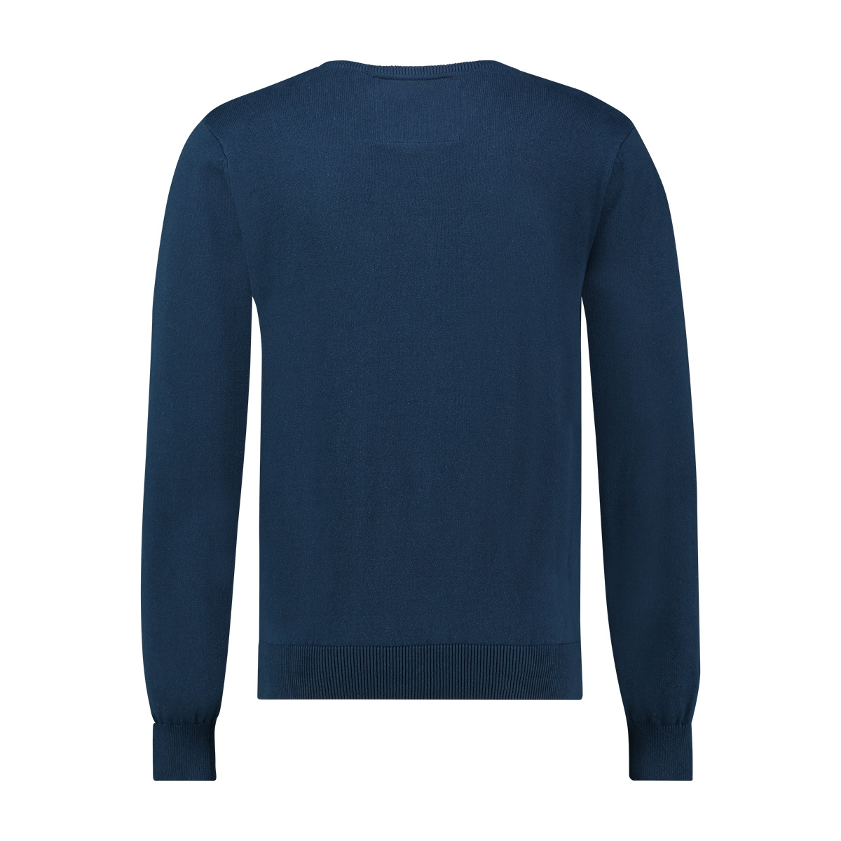 knit o zig zag mu12 0200 haze & finn trui navy multi