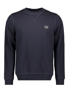 Antony Morato sweater ABBIGLIAMENTO MMFL00415 FA150026 7066 NIGHT BLUE