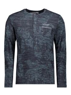 Gabbiano T-shirt LONGSLEEVE 15167 NAVY
